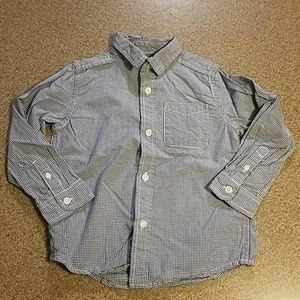 4T kids dress shirt